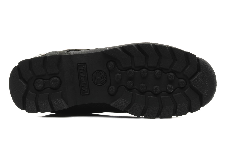 Zapatos con cordones Timberland Euro Sprint Negro vista de arriba