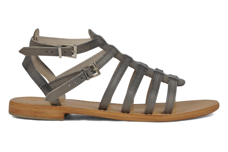 Sandalen Les Tropéziennes par M Belarbi Hicare grau ansicht von hinten