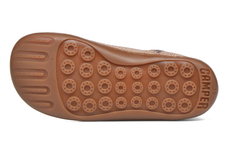 Stiefeletten & Boots Camper Peu cami 90085 beige ansicht von oben