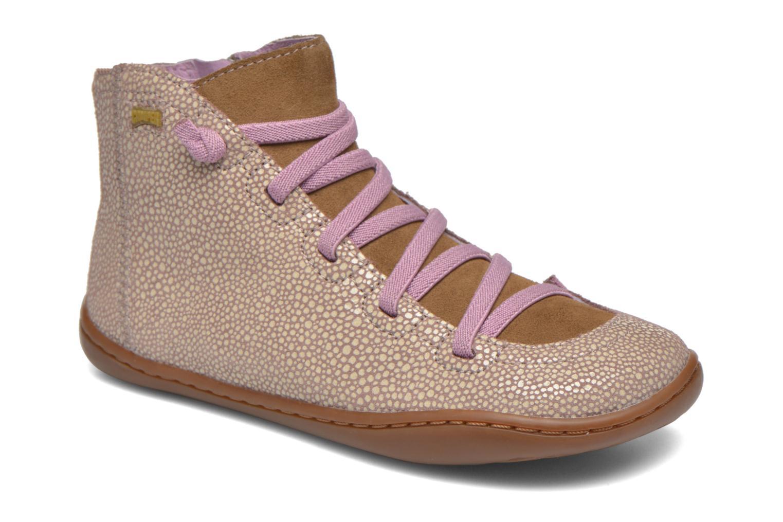 Stiefeletten & Boots Camper Peu cami 90085 beige detaillierte ansicht/modell