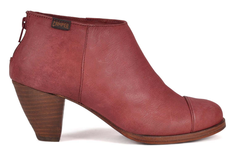 Bottines et boots Camper Annie alto 46335 Rouge vue derrière