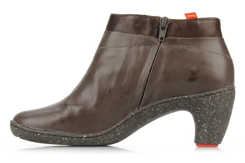 Bottines et boots Camper Peu nara 46279 Marron vue face