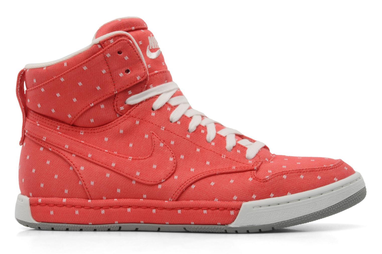 Baskets Nike Wmns nike air royalty hi Rouge vue derrière