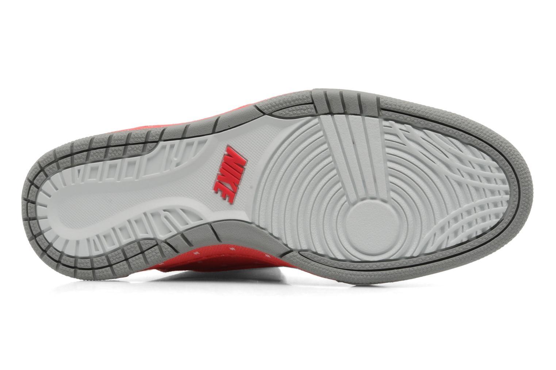 Baskets Nike Wmns nike air royalty hi Rouge vue haut