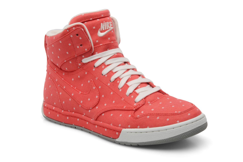 Baskets Nike Wmns nike air royalty hi Rouge vue détail/paire