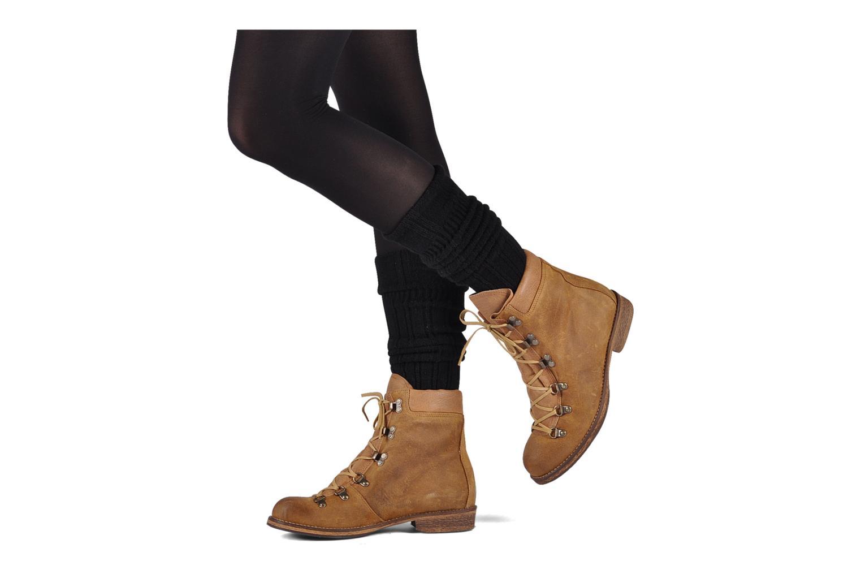 Bottines et boots Jonak Lalima Marron vue bas / vue portée sac