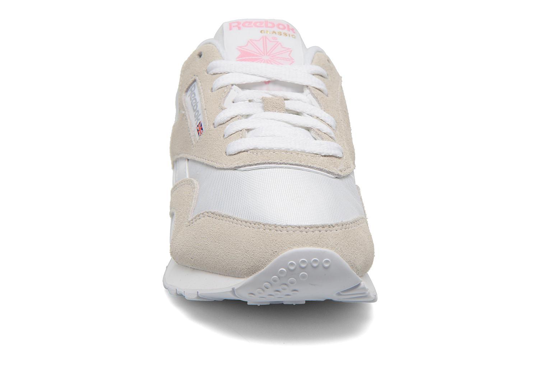 Sneakers Reebok Classic nylon W Vit bild av skorna på