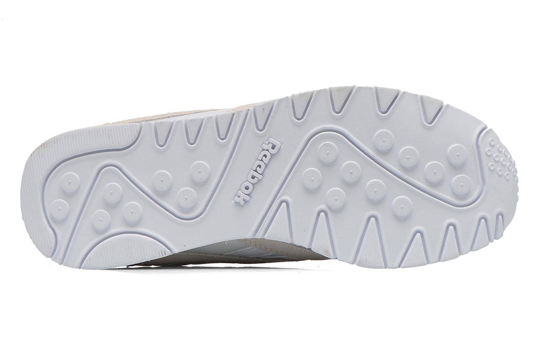 Sneakers Reebok Classic nylon W Bianco immagine dall'alto