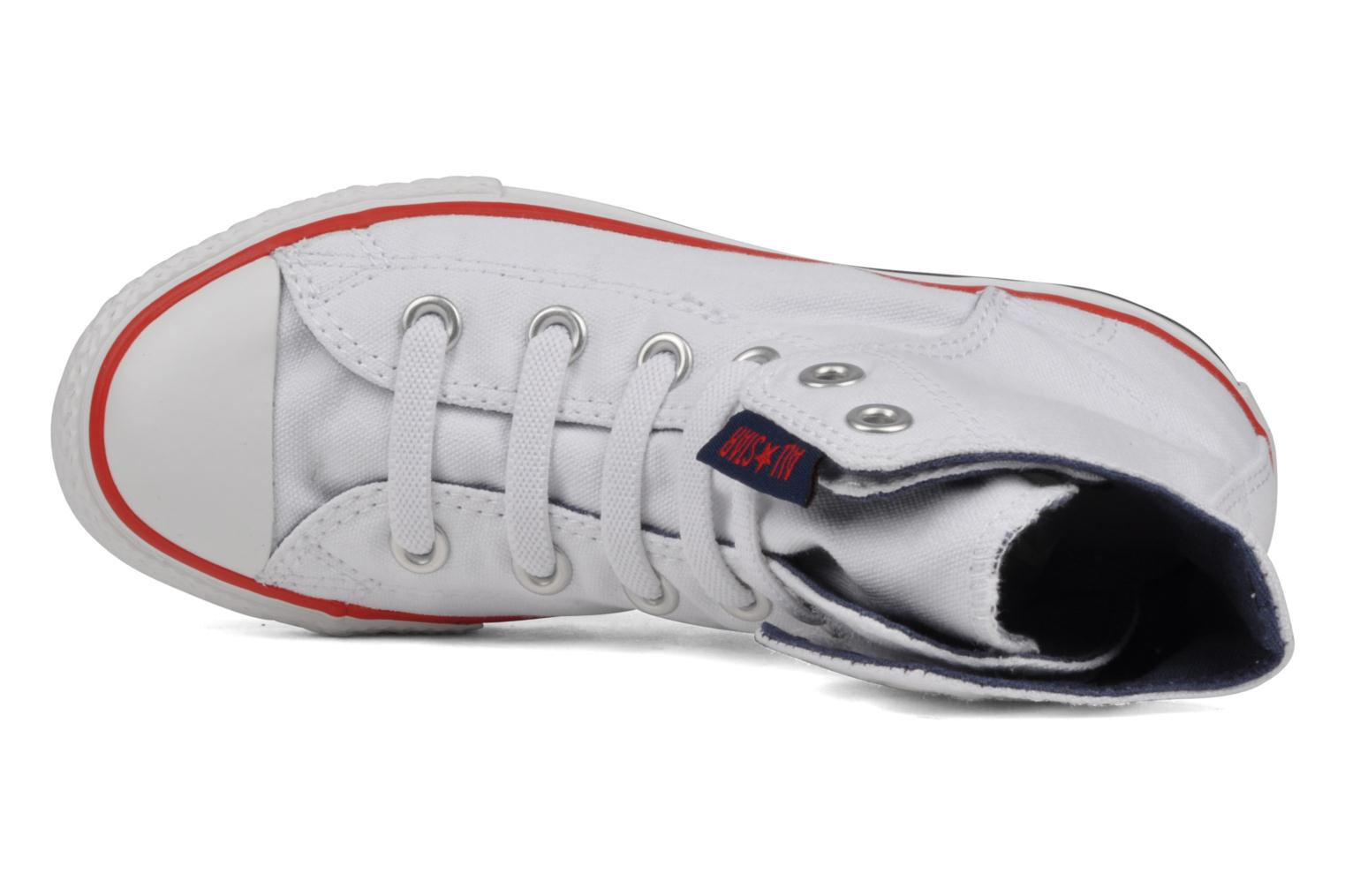 Sneakers Converse Chuck taylor all star easy slip hi K Wit links