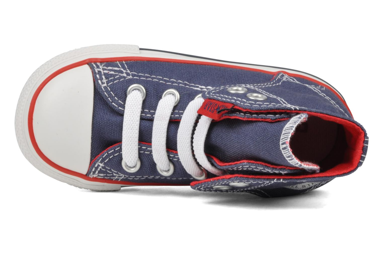 Sneakers Converse Chuck taylor all star easy slip hi K Blauw links