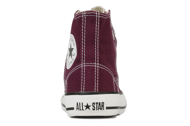 Chuck taylor all star easy slip hi K Raisin