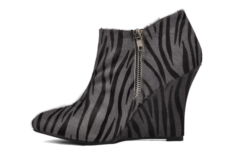 Bottines et boots Friis & company Primula Gris vue face