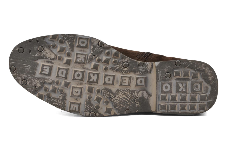 Boots en enkellaarsjes Dkode Melita Bruin boven