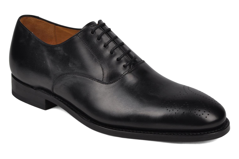 Schnürschuhe Marvin&Co Meig schwarz detaillierte ansicht/modell