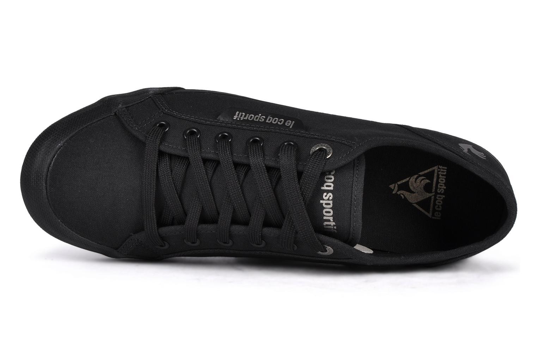 Baskets Le Coq Sportif Deauville plus Noir vue portées chaussures