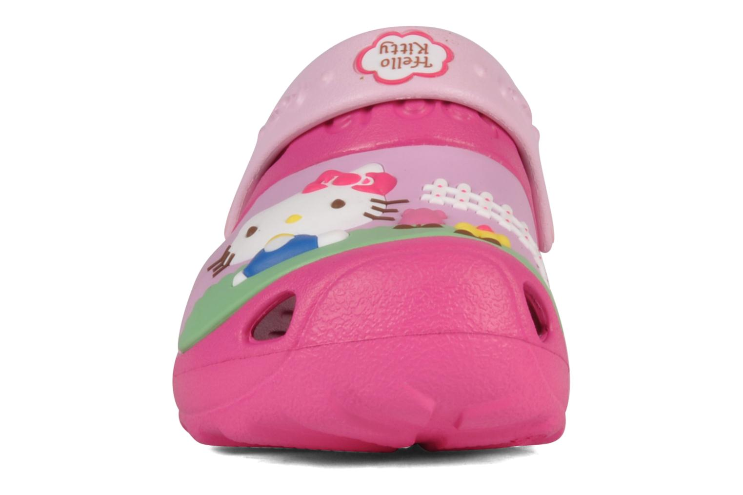 Sandalen Crocs Hello kitty custom clog Roze model