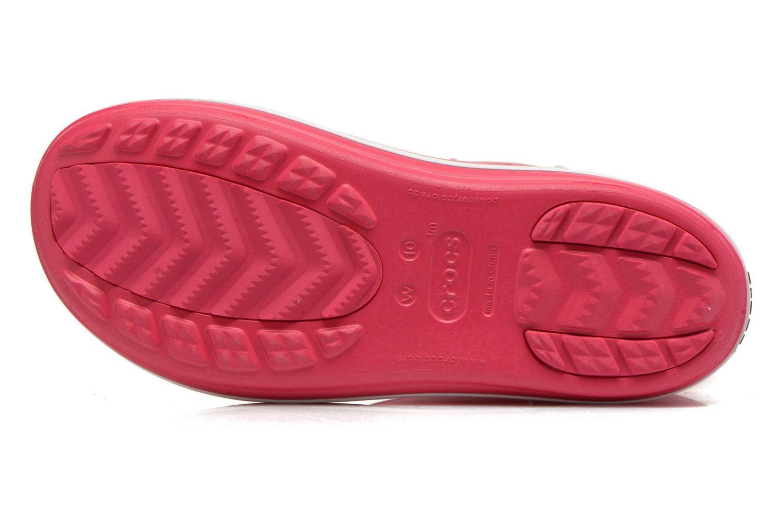 Laarzen Crocs Crocband jaunt women's Roze boven