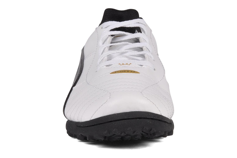 Chaussures de sport Puma Esito finale trainer Blanc vue portées chaussures