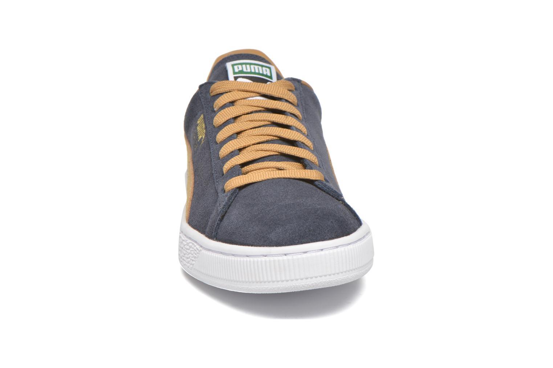 Sneakers Puma Suede Classic Blauw model