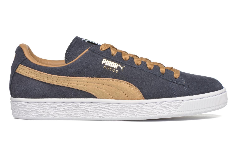 Sneakers Puma Suede Classic Blauw achterkant