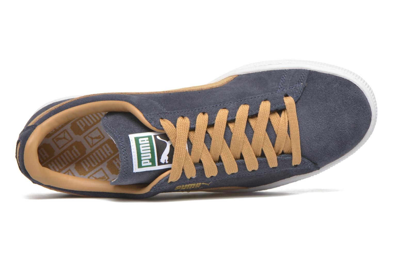 Sneakers Puma Suede Classic Blauw links