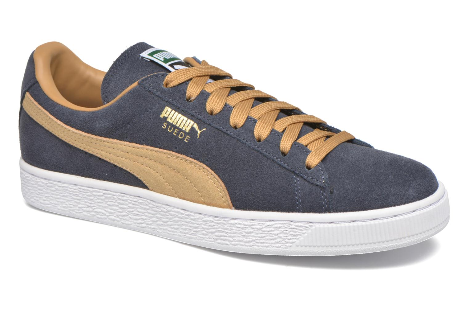 Sneakers Puma Suede Classic Blauw detail