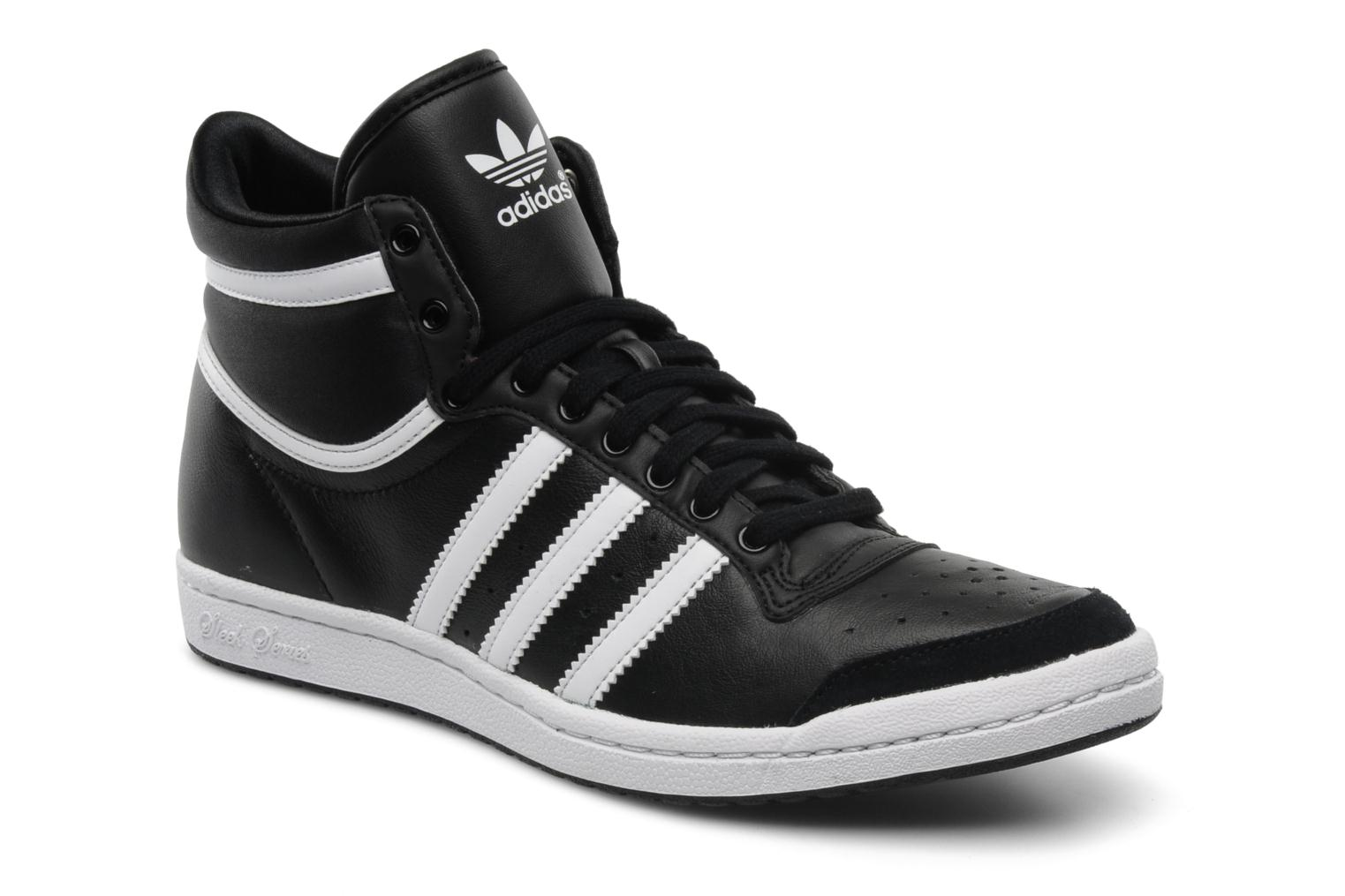 adidas top ten noir et rose