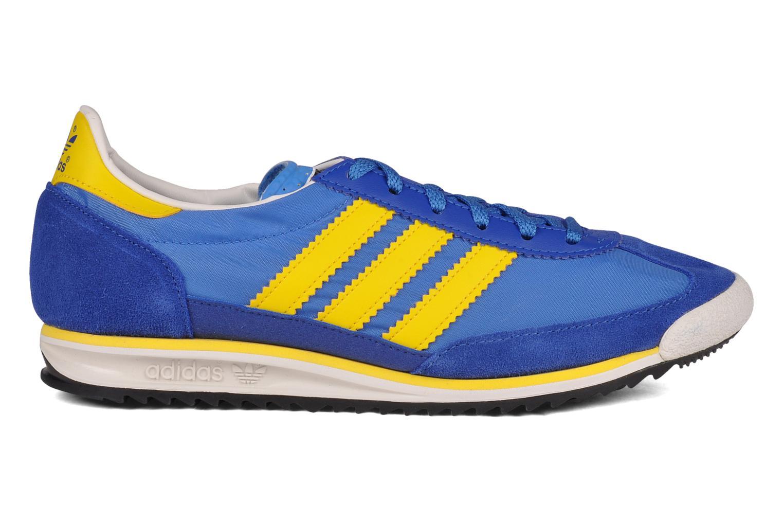 Sneakers Adidas Originals Sl 72 Blauw achterkant