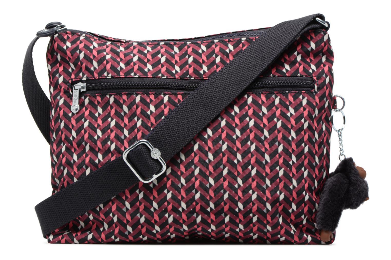 Handtassen kipling Alvar Roze voorkant