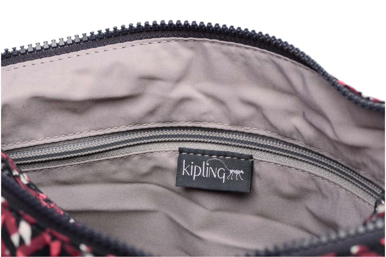 Handtassen kipling Alvar Roze achterkant