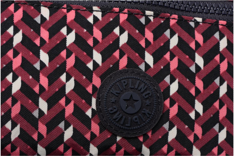 Bolsos de mano Kipling Alvar Rosa vista lateral izquierda