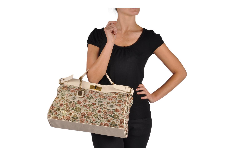 Handtassen Friis & company Flow bag Multicolor boven