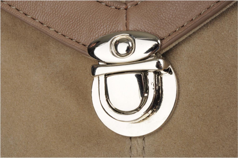Clutch Friis & company Vintage clutch Beige links