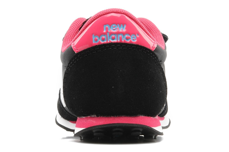 Sneaker New Balance KE410 schwarz ansicht von rechts