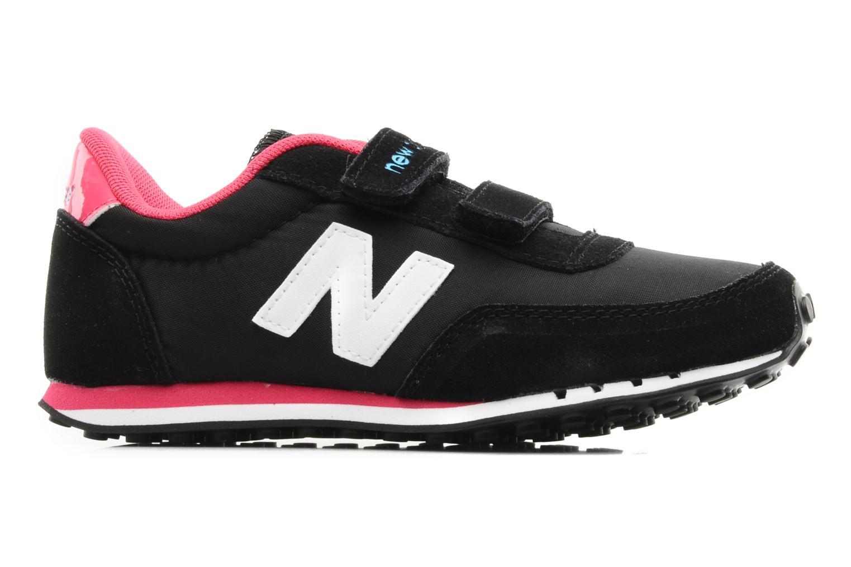 Sneaker New Balance KE410 schwarz ansicht von hinten