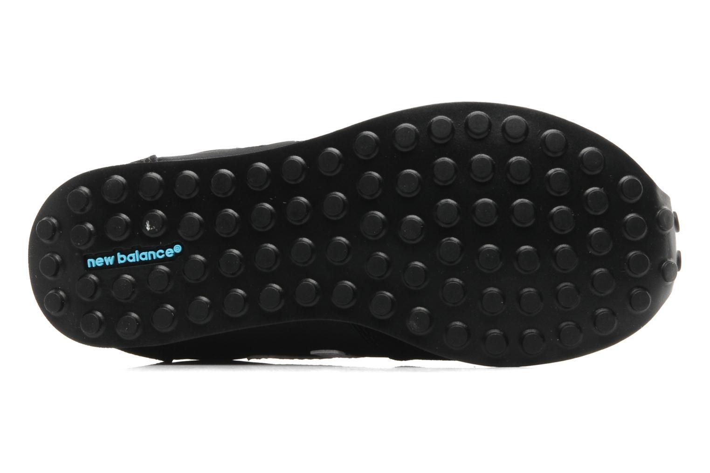 Sneaker New Balance KE410 schwarz ansicht von oben
