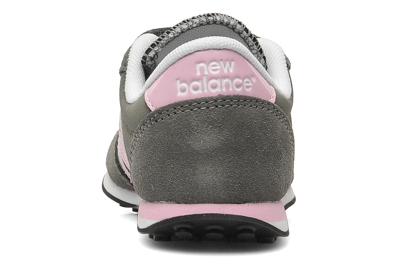 Sneakers New Balance KE410 Grigio immagine destra