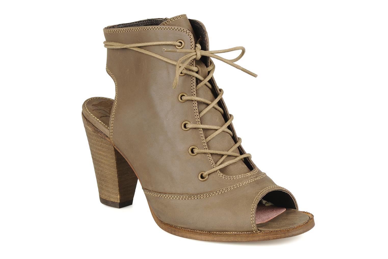 modelo más vendido de la marcaH by Hudson Henshaw (Beige) - Sandalias en Más cómodo