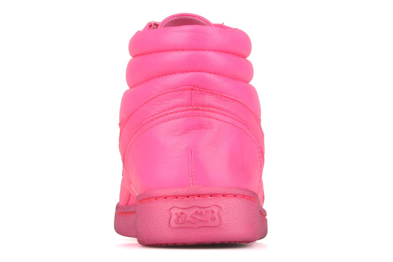 Sneakers Ash Clash Roze rechts