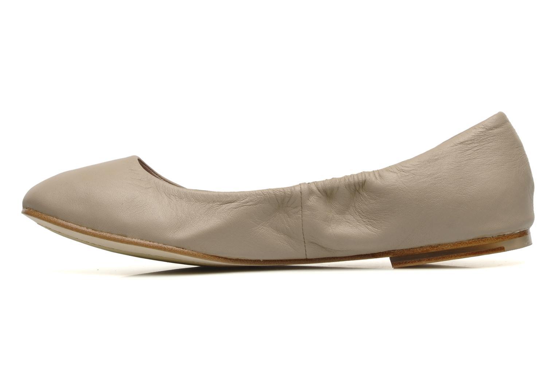 Ballerina's Bloch Arabian ballerina Beige voorkant