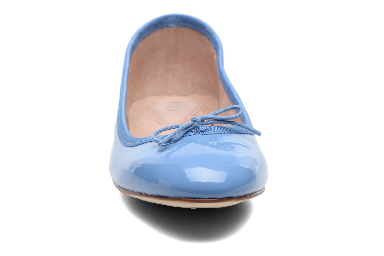 Patent ballerina Azure