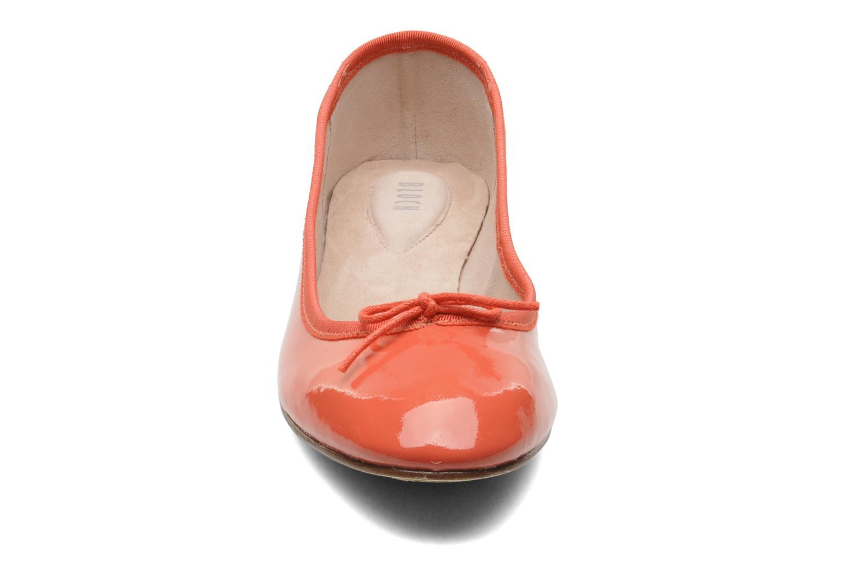 Ballerina's Bloch Patent ballerina Oranje model