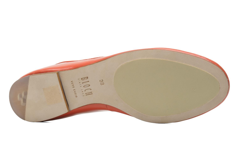 Ballerina's Bloch Patent ballerina Oranje boven