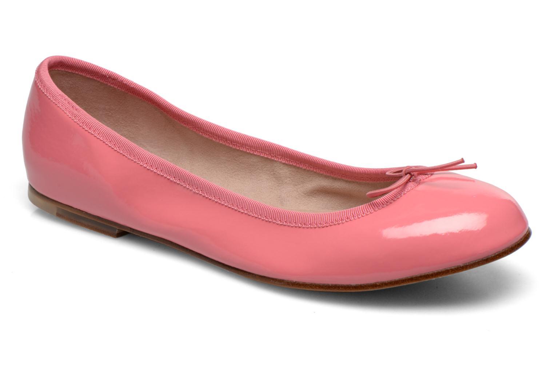 Ballerines Bloch Patent ballerina Rose vue détail/paire