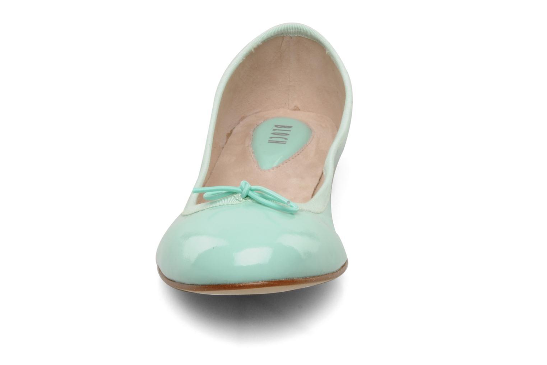 Patent ballerina BEACH GLASS (TURQUOISE CLAIR)