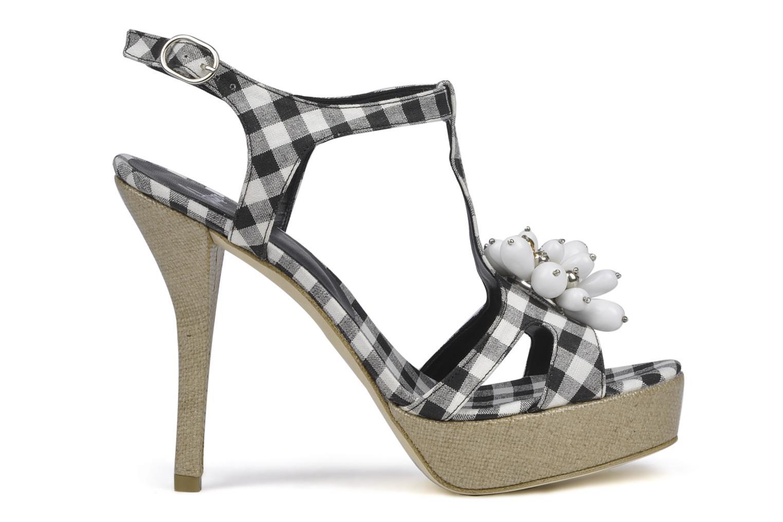 Sandali e scarpe aperte Castaner Missy Nero immagine posteriore