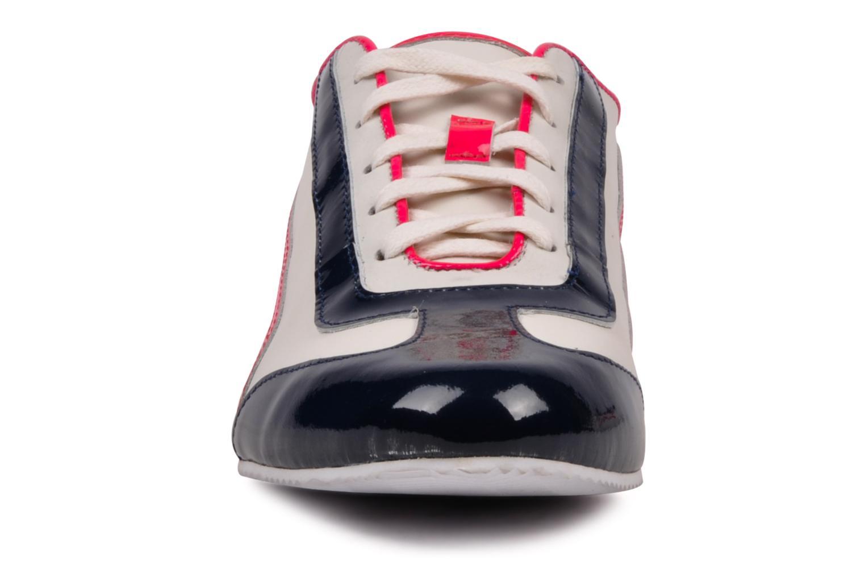 Baskets C.Petula Zezette Multicolore vue portées chaussures