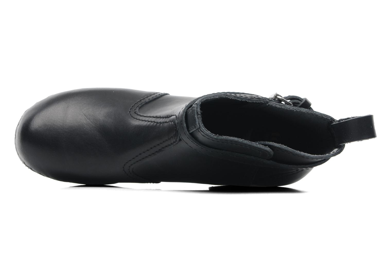 Boots en enkellaarsjes Swedish Hasbeens Jodhpur Zwart links