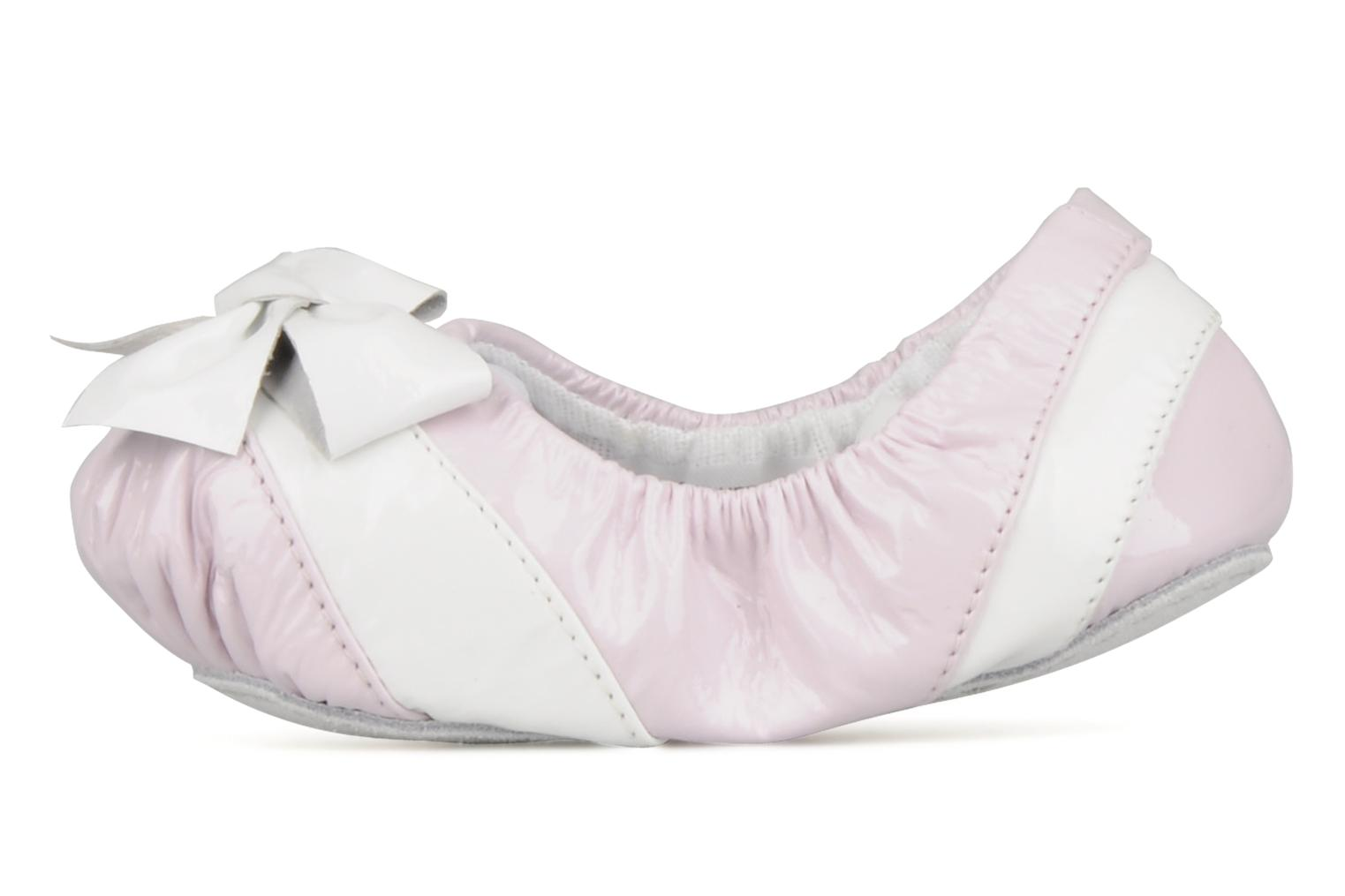 Slippers Bloch Louane Pink front view