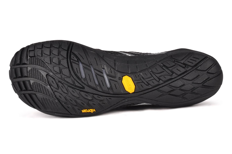 Scarpe sportive Merrell Pace glove Nero immagine dall'alto